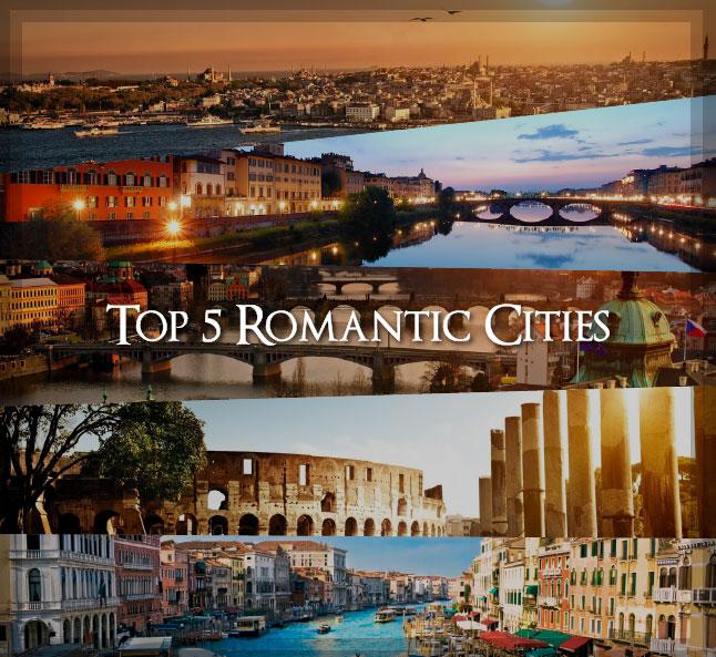 這些地方你也想去嗎?一張屬於歐洲的浪漫城市名單